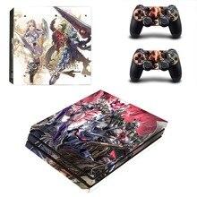 Game Soulcalibur VI PS4 Pro Skin Sticker Vinyl Decal Sticker