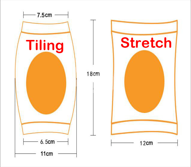 Protective knee pads for baby crawling safety mesh knee pad warmer kids cushion