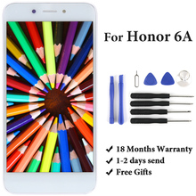 цена на For  Honor 6A LCD Display Assembly Replacement With Touch Screen For  Honor 6A LCD Screen DLI-L01 DLI-TL20 DLI-AL1