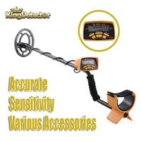Hot Selling LCD Display Professional Metal Detctors Underground Treasure Gold Detector Electronic Measuring Instruments