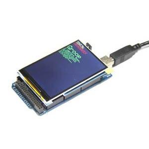 Image 5 - Elecrow 3.5 Inch TFT Kleuren Scherm Module DIY Kit ultra HD 320X480 Ondersteuning voor Arduino UNO Mega2560 STM32 Microcontrollers