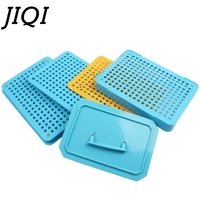 JIQI 200 Holes Manual Capsule Filling Machine #0 Pharmaceutical Capsules Encapsulator DIY medicine pill powder Filler Size 0