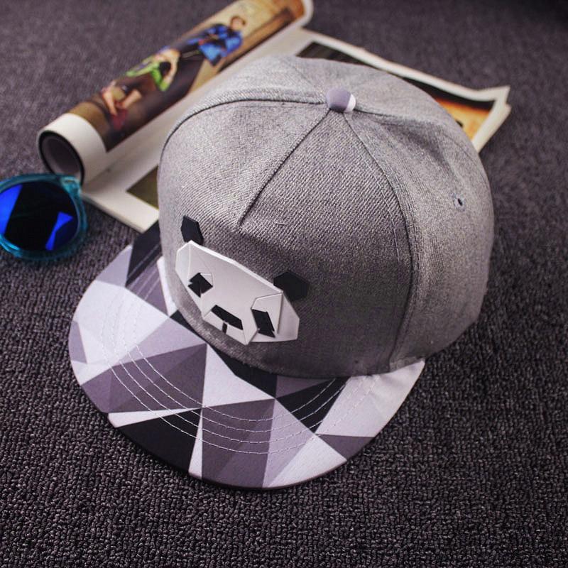 2017 Summer New Cartoon Bear Adjustable Baseball Caps Snapback Hats For Men Women Fashion Sports Cap Hip Hop Sun Bone Hat