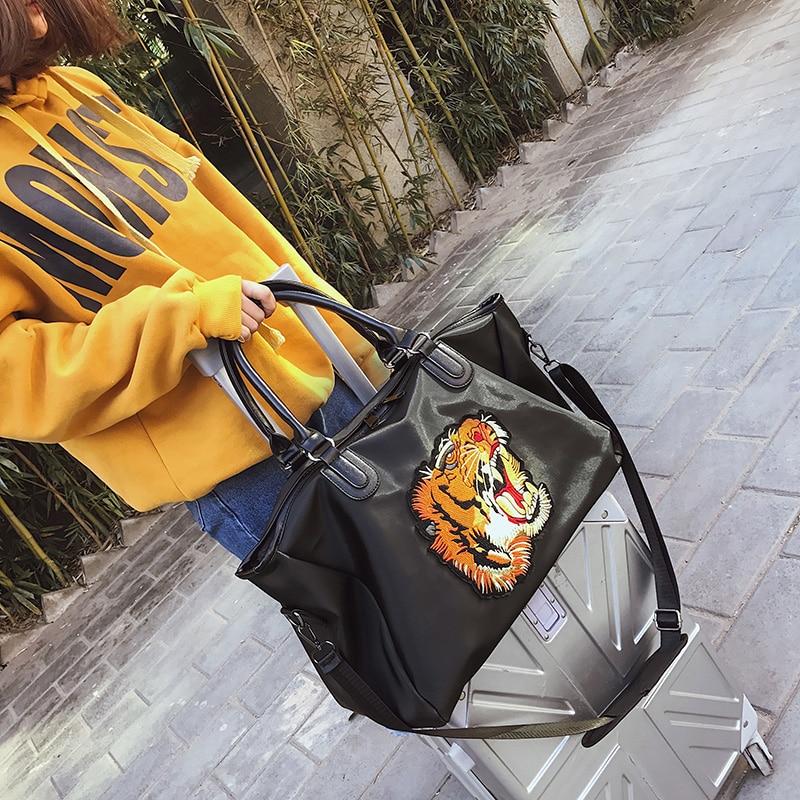 Large capacity Waterproof Sports Bag Women Gym Fitness Men Training Traveling Outdoor Shoulder Luggage Pack sporttas tassen