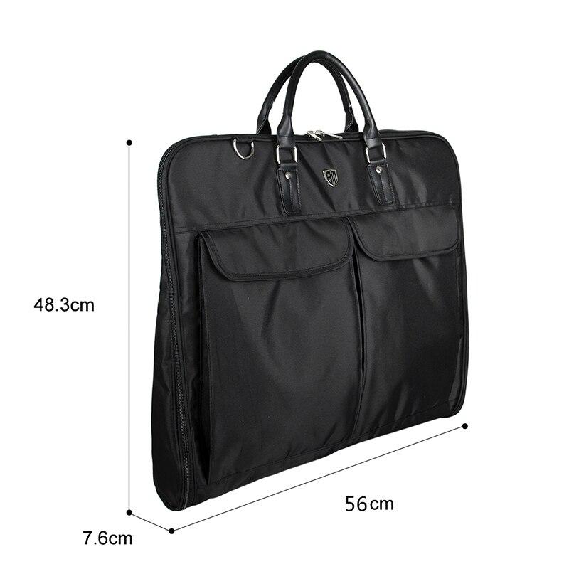 Sac de vêtement d'affaires BAGSMART hommes sac de costume étanche sacs de voyage en Nylon pour costumes - 6