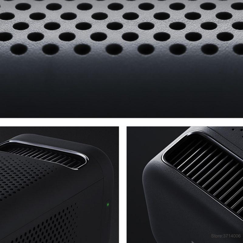 Оригинальный Xiaomi mi ja автомобильный очиститель воздуха умный очиститель mi jia бренд CADR 60m3/h очищающий PM 2,5 детектор умный пульт дистанционного ... - 3