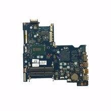 SHELI для hp павильон 15-AC Материнская плата ноутбука W/I5-5200U Процессор 815244-001 аккумулятор большой емкости AHL50/ABL52 LA-C701P DDR3 Тесты Oke
