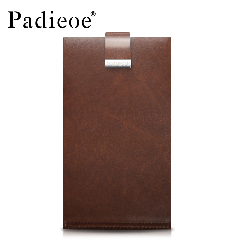 2016 New Fashional Solid Credit card holder  leather famous brand business mens id credit card brown color portable 120 cards pvc matte antimagnetic leather business name id credit card holder keeper organizer book