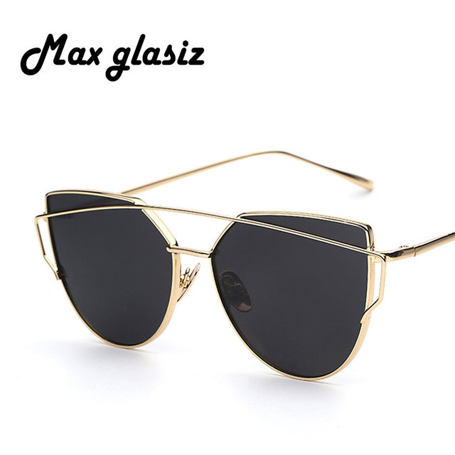 Women Cat Eye Sunglasses Metal (UV 400)