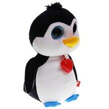 Мягкая игрушка DREAM MAKERS Глазастик Пингвин, 23 см
