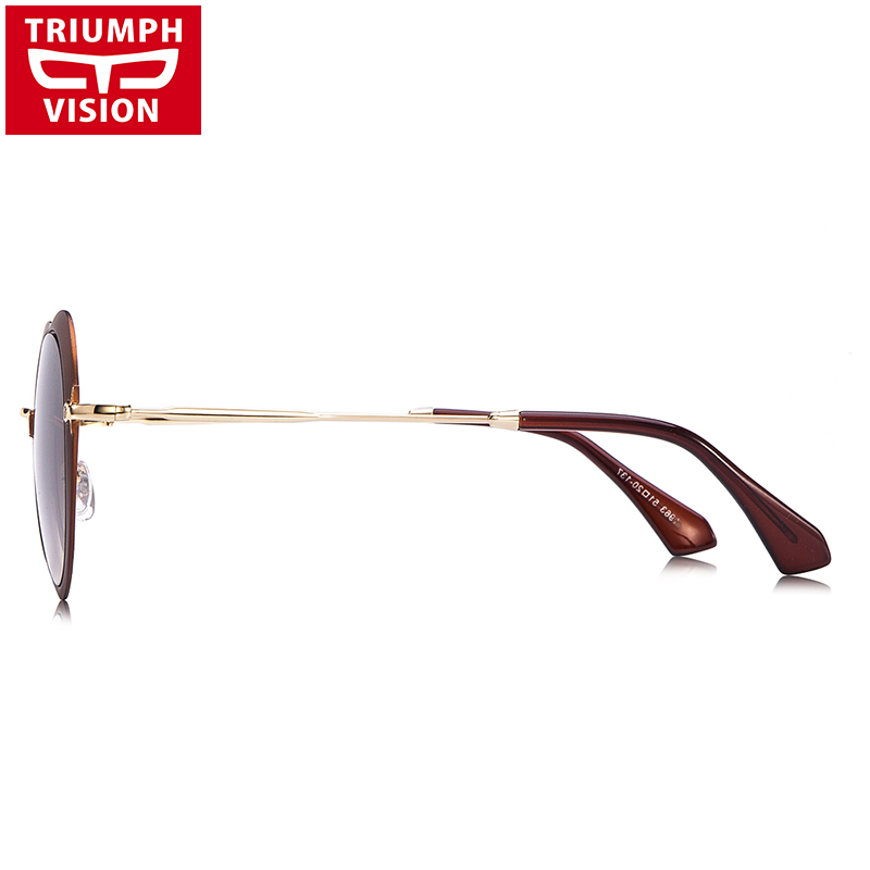 TRIUMPH VISION Heart Ladies Gafas de sol Diseñador de lujo Lunette - Accesorios para la ropa - foto 3