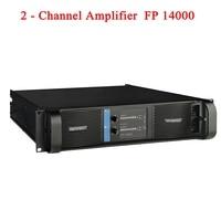 Mejor Amplificador de matriz de línea de conmutación FP14000 SMPS de alta calidad 2019 Lab Gruppen a 2x2350 w/8 Ohm RMS salida Banana Binding post 2 canales