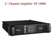 Mejor Amplificador de matriz de línea de conmutación FP14000 SMPS de alta calidad 2020 Lab Gruppen a 2x2350 w/8 Ohm RMS salida Banana Binding post 2 canales