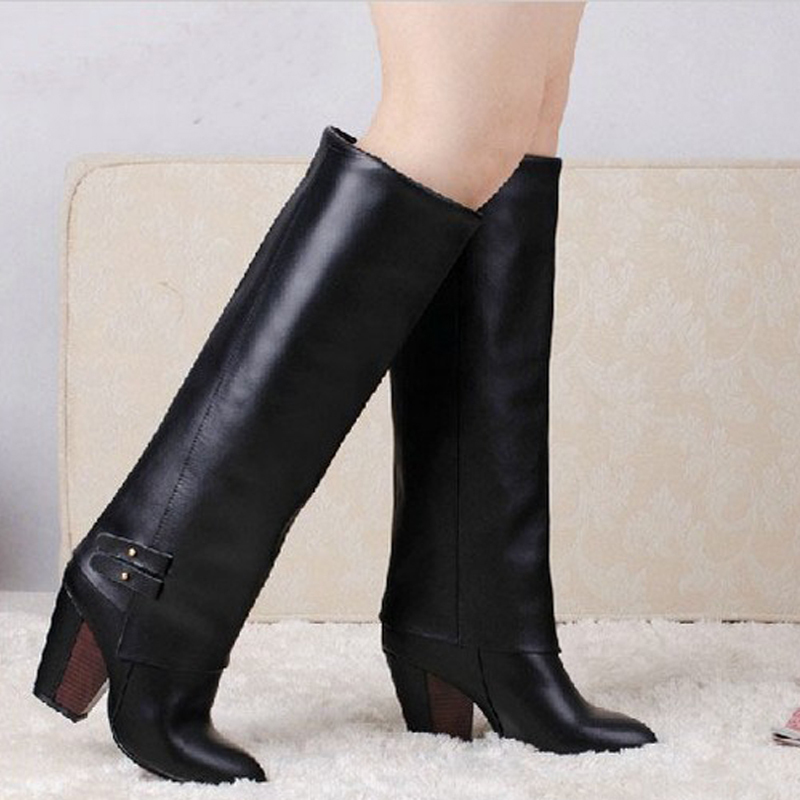 Online Get Cheap Female Leather Boots -Aliexpress.com | Alibaba Group