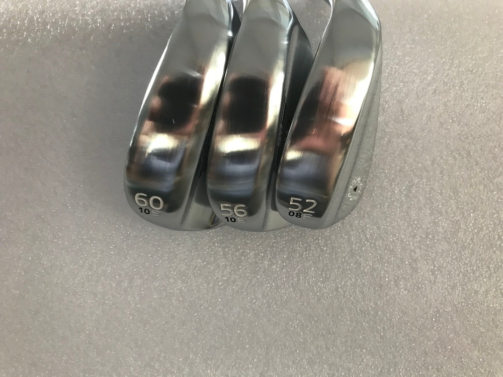 3pcs Keleistin 2018 hot sell golf wedges 3pcs golf clubs Wedge SM7 SM6 SM5 50 52