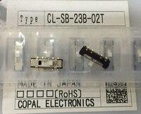 20 TEILE/LOS COPAL cobio CL-SB-23B-02T patch kippschalter 3 getriebe 8 Pin Gold Pin
