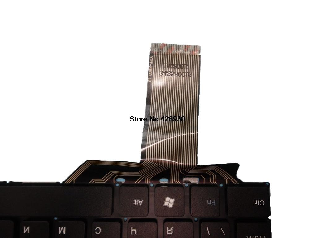 Laptop Keyboard for Prestigio SmartBook 116A03 PSB116A03BFW/_MB/_CIS English US Black Without Frame