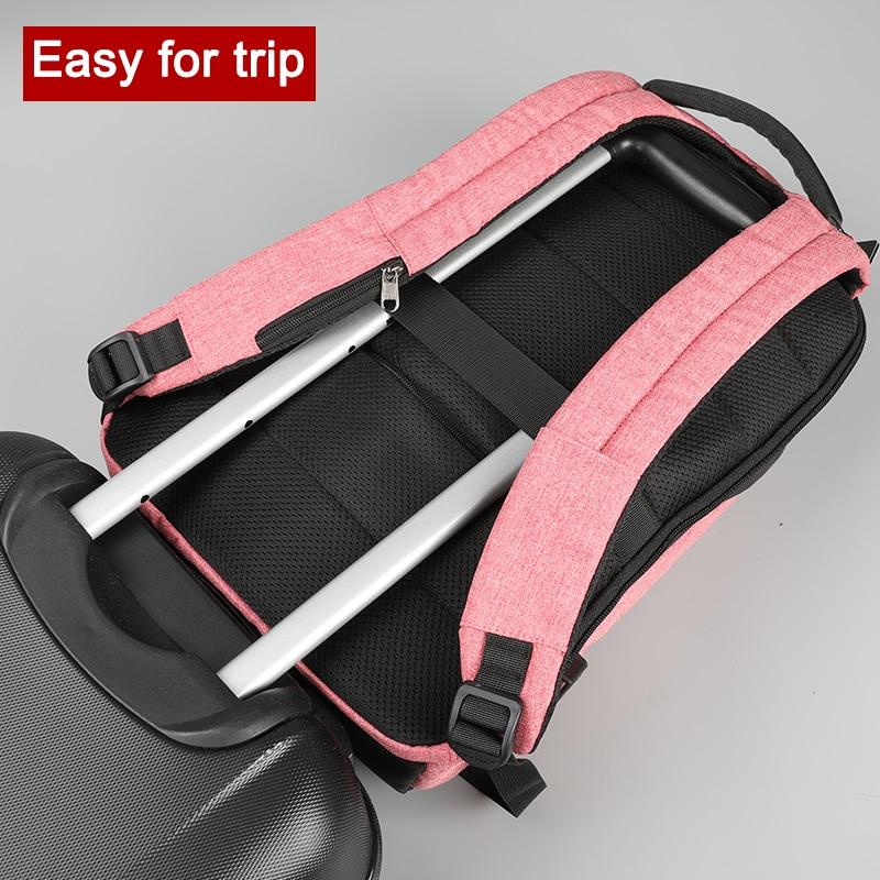 Tigernu Women Anti Theft Tsa Lock Female Laptop Backpack Usb Charge School Bag For Teenager Girls Feminine Backpacks Bagpack #5