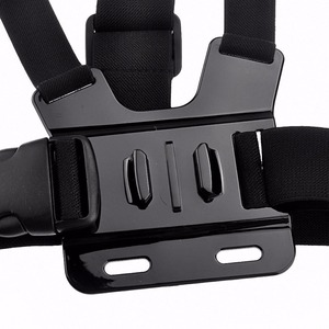 Image 3 - Adjustable Chest Body Harness Accessories Belt Strap Mount For Gopro Hero 5 Support All Action Sports Camera VeFly sport