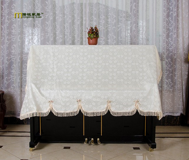unid longming casa nuevos estilos de piano piano cover cubierta de la luz amarilla del