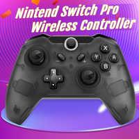 Juegos inalámbricos Bluetooth con Mando Pro con vibración y eje