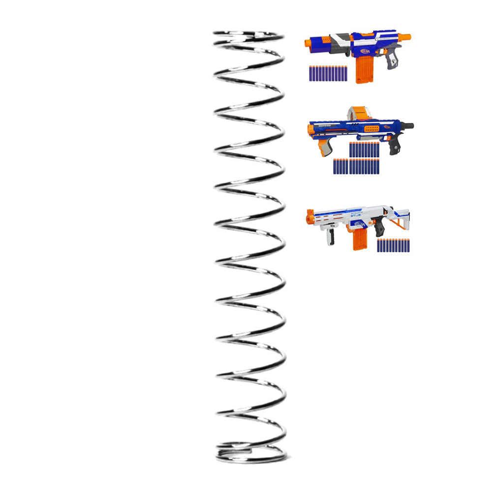Orange Mod Works 5KG+ Spring for Nerf Retaliator, Rampage, Elite Alpha  Trooper CS-12 - Silver