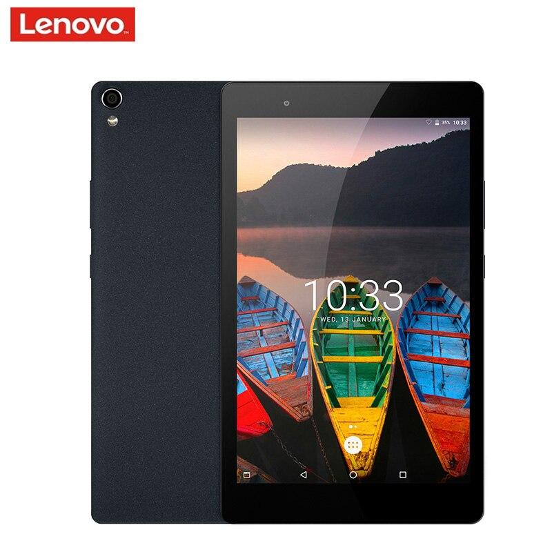 Lenovo P8 Tab3 8 плюс 8,0 дюйма 4G планшетный ПК Android 6,0 Восьмиядерный процессор Snapdragon 625 3 GB + 16 GB Dual Камера двухдиапазонный Wi Fi gps Планшеты