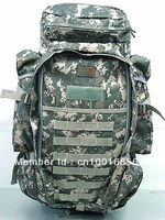 9 11 Tactical Full Gear Rifle Combo Backpack Digital ACU Camo