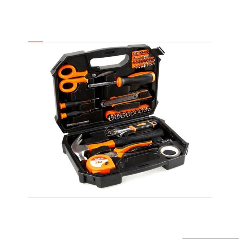 High quality household tool kit maintenance kit set 49 sets 0380 стоимость
