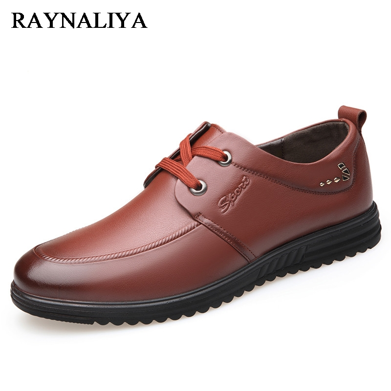 New Design Genuine Leather Men Shoes Spring Formal Casual Shoes Lace Up Shoes Men Soft Loafers Driving Shoes BH-A0024 hand made genuine leather men shoes new 2016 spring autumn flat men shoes lace up loafers shoes oxfords for men zapatos hombre