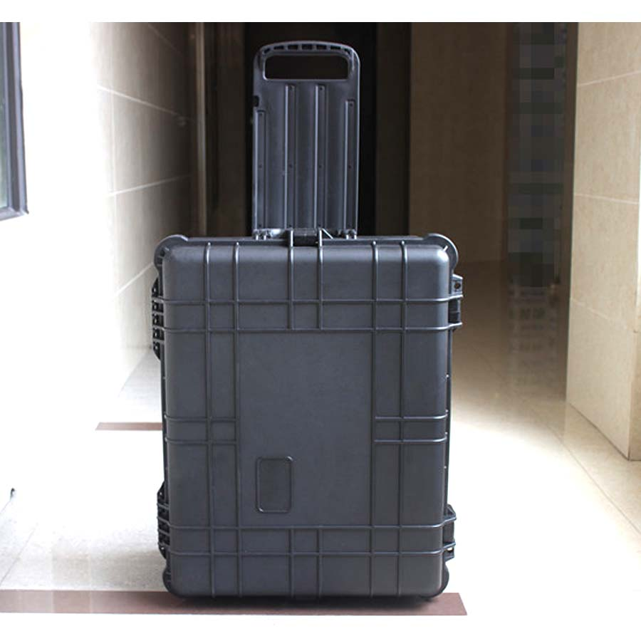 Big size high-impact waterproof plastic hardcase for diving equipment