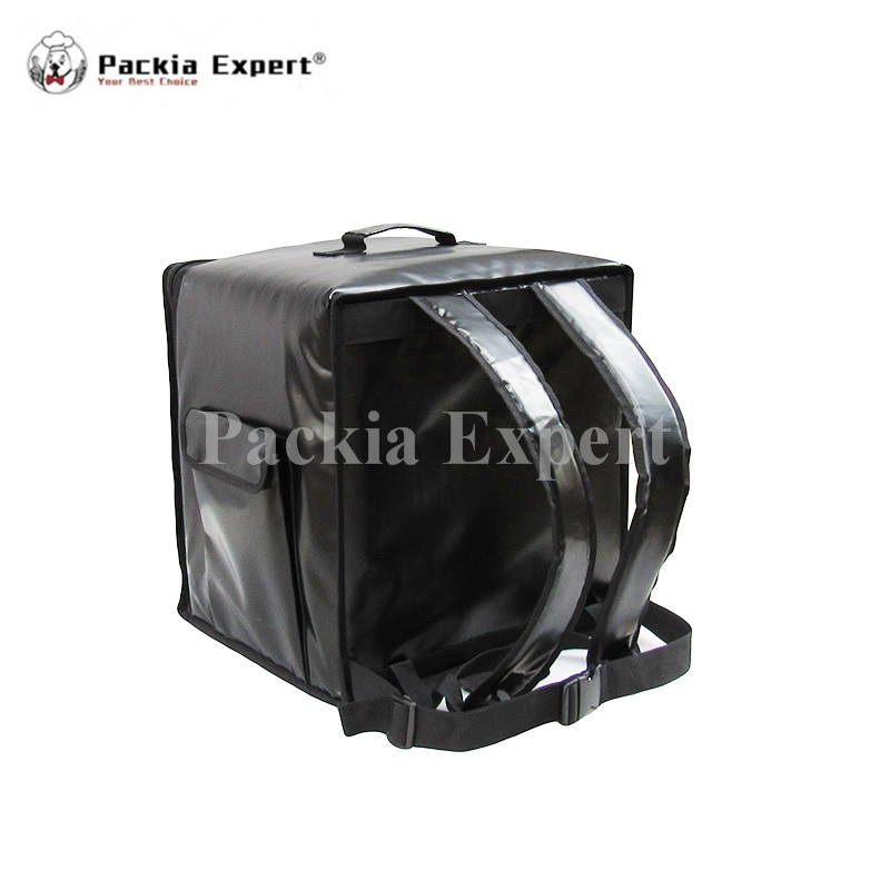 39 34 40cm Pizza Cake Delivery Box Bag Catering Carrier Backpack 2 Way Zipper Closure Phsb 393440 In Cooler Bags From Luggage On
