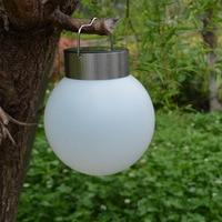 Solar Light LED Spherical Chandelier Waterproof Garden Light Night Light Garden Outdoor Chandelier