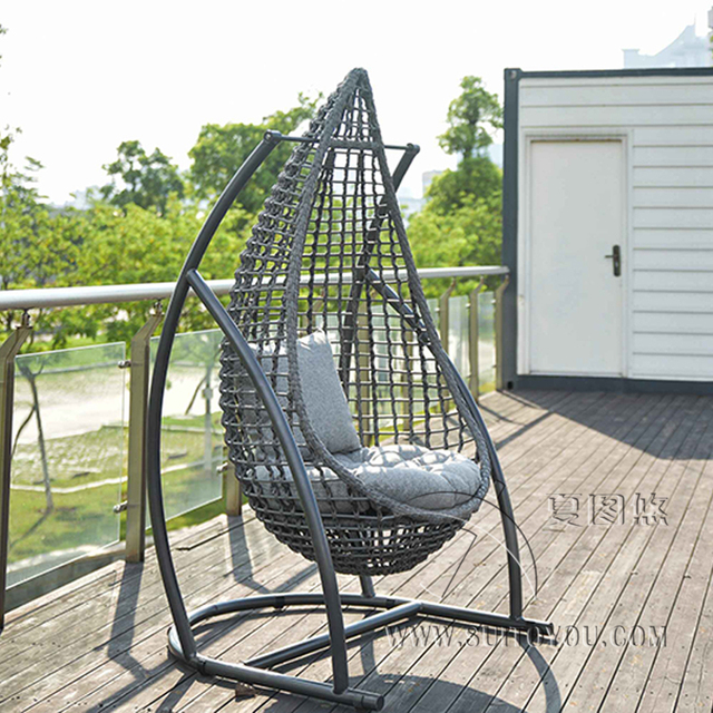 Hanging Chair Cushion Swing Basket Cradle Bird S Nest Mat Wicker Rocking Indoor Balcony Pad
