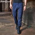 Men's Cargo Pants Military Tactical Long Full Length Trousers Top Quality Men Casual Trousers 3 Colors 29-40 Size pants men