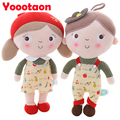 30cm and 40cm Kawii children plush toys,Lovely Kid toy stuffed dolls,High-quality sleeping Dolls for kids toys Birthday Gifts