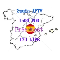 IPTV 1 year M3U subscribes to Italy, France, Spain, Portugal, Poland, Albania, UK 6000 + Sports
