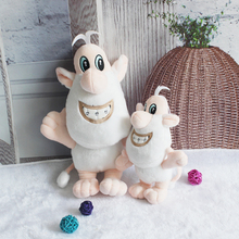 23/33cm Hot Russian Cartoon White Pig Cooper Plush Toys Soft Stuffed Animals Pig Doll for Children Kids Gifts