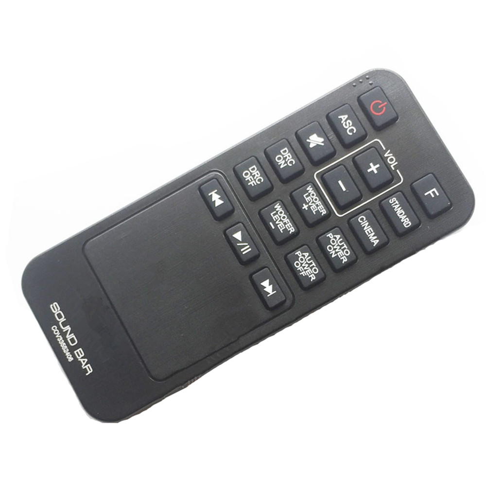 New remote control for LG Sound bar Audio Systems player SH2 SH4 controller COV33552406 COV33552410 ...
