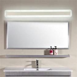 Modern L40/L50/L60/L70cm LED Vanity lights Bathroom mirror front lamp led acrylic lighting home background wall sconces