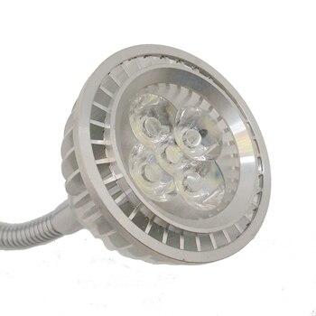 5W LED CLAMP LIGHT FLEXIBLE TASK LIGHTING FOR WORKBENCH-in ...