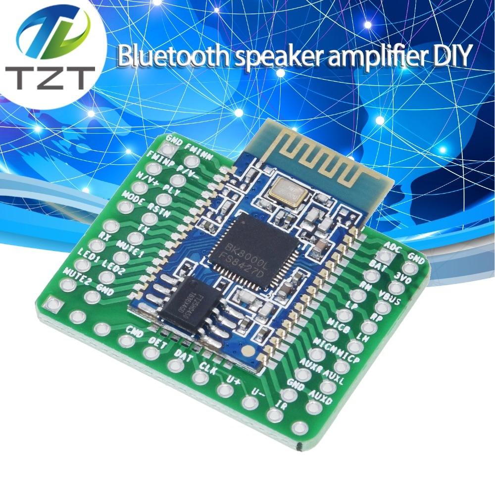 Bluetooth Stereo Audio Module Transmission BK8000L AT Commands SPP Speaker