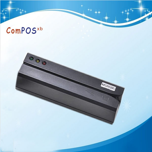 Good Quality And 100% Compatible With MSR206  USB Tripe  MSR606 Magnetic Reader/Writer