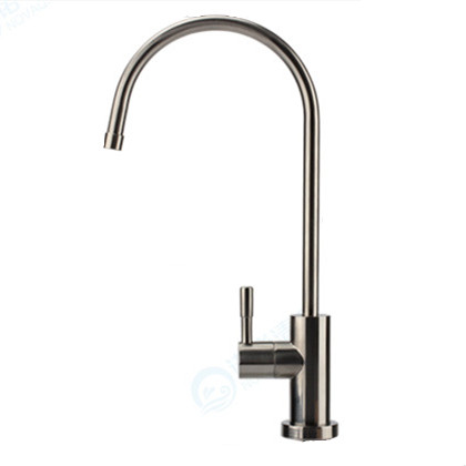 Lead Free Premium Osmosis Reverse Nickel Brushed Water Filtration Tap Kitchen Faucet
