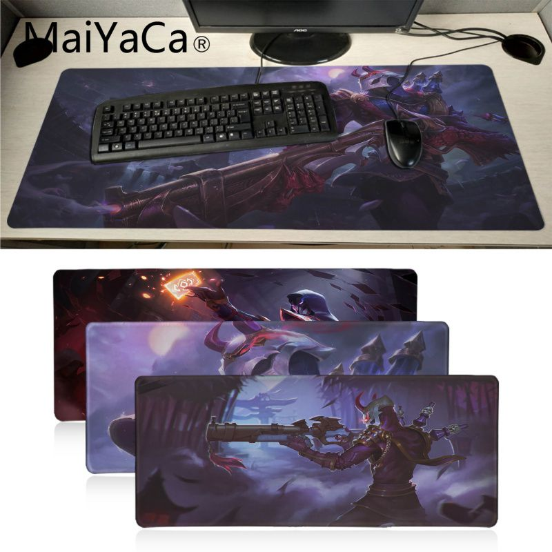 Popular Brand Maiyaca New Design Cactus Rubber Mouse Durable Desktop Mousepad Round Mouse Pad 22x22cm 20x20cm Small Unlocked Edge Mouse Mat Computer & Office Mouse & Keyboards