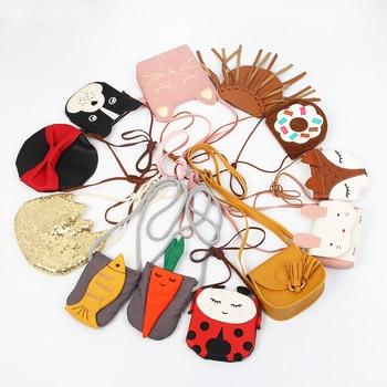 Cute Mini Cartoon Bags For Girls Clothing Accessories