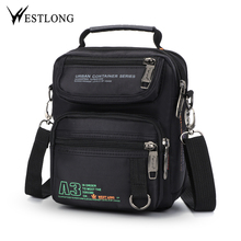 New 3707W Men Messenger Bags Casual Multifunction Small Travel Bags  Waterproof Leisure Shoulder Fashion Military Crossbody e99d5322fedb7