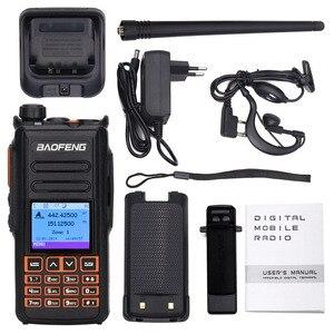 Image 5 - 2020 Baofeng DM X GPS talkie walkie double fente horaire DMR numérique/analogique DMR répéteur mise à niveau de la Radio DM 1801 DM 1701 DM 1702