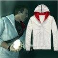 Assassins Creed куртка зимний хлопок мужские толстовки 3d кофты Вскользь толстовки хип-хоп костюм