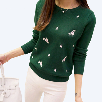 Embroidery-Knitted-Women-Autumn-Sweater-1